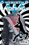 Cover for Nightwing (DC, 2016 series) #26 [Casey Jones Cover]