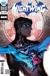 Cover for Nightwing (DC, 2016 series) #37 [Yasmine Putri Cover]