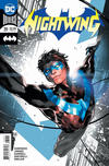 Cover for Nightwing (DC, 2016 series) #39 [Yasmine Putri]
