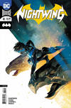 Cover for Nightwing (DC, 2016 series) #41 [Yasmine Putri]