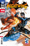 Cover for Nightwing (DC, 2016 series) #43 [Yasmine Putri]