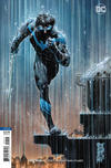 Cover for Nightwing (DC, 2016 series) #44 [John Romita Jr., Danny Miki & Tomeu Morey Variant Cover]