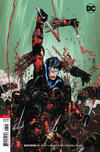Cover for Nightwing (DC, 2016 series) #47 [John Romita Jr., Danny Miki & Tomeu Morey Variant Cover]