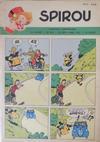 Cover for Spirou (Dupuis, 1947 series) #650