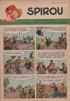 Cover for Spirou (Dupuis, 1947 series) #654