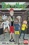 Cover for Rick and Morty (Oni Press, 2015 series) #43 [Cover A]