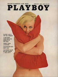 Cover Thumbnail for Playboy (Playboy, 1953 series) #v16#2
