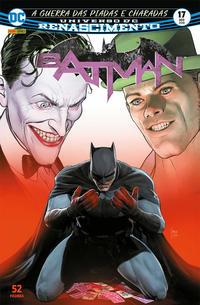Cover Thumbnail for Batman (Panini Brasil, 2017 series) #17