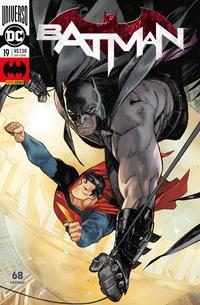 Cover Thumbnail for Batman (Panini Brasil, 2017 series) #19