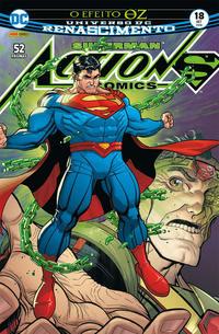 Cover Thumbnail for Action Comics (Panini Brasil, 2017 series) #18