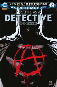 Cover Thumbnail for Detective Comics (Panini Brasil, 2017 series) #16