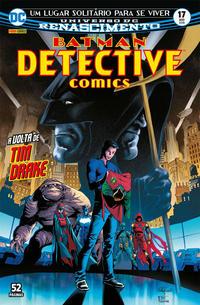 Cover Thumbnail for Detective Comics (Panini Brasil, 2017 series) #17