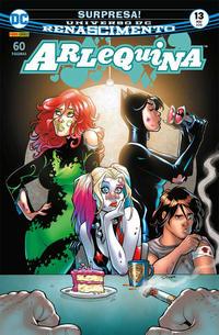 Cover Thumbnail for Arlequina (Panini Brasil, 2017 series) #13