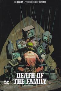 Cover Thumbnail for DC Comics - The Legend of Batman (Eaglemoss Publications, 2017 series) #23 - Death of the Family Part 1