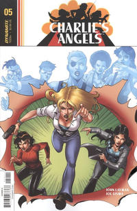 Cover Thumbnail for Charlie's Angels (Dynamite Entertainment, 2018 series) #5