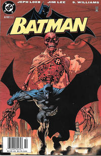 Cover Thumbnail for Batman (DC, 1940 series) #618 [Newsstand]