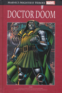 Cover Thumbnail for Marvel's Mightiest Heroes (Hachette Partworks, 2014 series) #120 - Doctor Doom