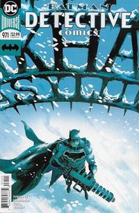 Cover Thumbnail for Detective Comics (DC, 2011 series) #971 [Rafael Albuquerque Cover]