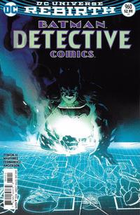 Cover Thumbnail for Detective Comics (DC, 2011 series) #960 [Rafael Albuquerque Cover]