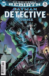 Cover Thumbnail for Detective Comics (DC, 2011 series) #961 [Rafael Albuquerque Cover]