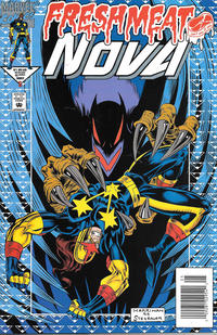 Cover Thumbnail for Nova (Marvel, 1994 series) #5 [Newsstand]