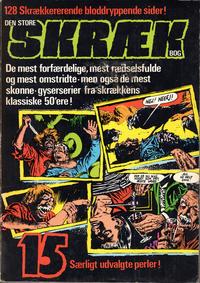 Cover Thumbnail for Den store skrækbog (Williams, 1974 series)