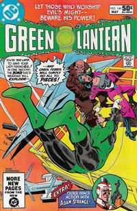 Cover Thumbnail for Green Lantern (DC, 1960 series) #140 [Direct]
