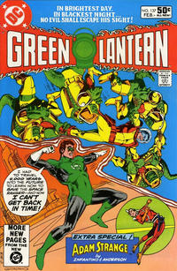 Cover Thumbnail for Green Lantern (DC, 1960 series) #137 [Direct]
