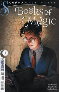 Cover Thumbnail for Books of Magic (DC, 2018 series) #1