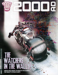 Cover Thumbnail for 2000 AD (Rebellion, 2001 series) #2104