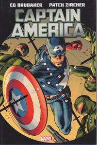 Cover Thumbnail for Captain America by Ed Brubaker (Marvel, 2012 series) #3