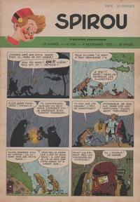 Cover Thumbnail for Spirou (Dupuis, 1947 series) #656