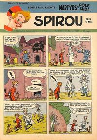 Cover Thumbnail for Spirou (Dupuis, 1947 series) #670