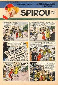 Cover Thumbnail for Spirou (Dupuis, 1947 series) #674