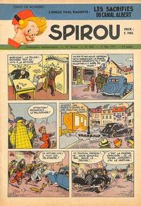 Cover Thumbnail for Spirou (Dupuis, 1947 series) #682