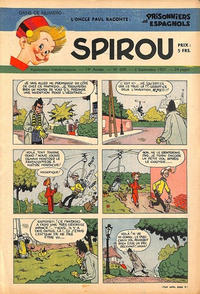 Cover Thumbnail for Spirou (Dupuis, 1947 series) #699