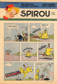 Cover Thumbnail for Spirou (Dupuis, 1947 series) #704