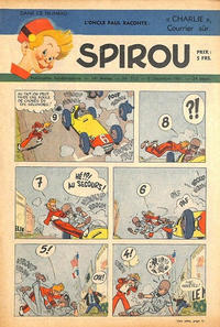 Cover Thumbnail for Spirou (Dupuis, 1947 series) #712