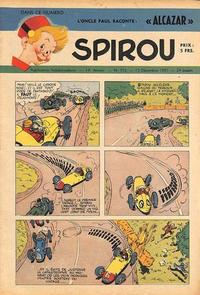Cover Thumbnail for Spirou (Dupuis, 1947 series) #713