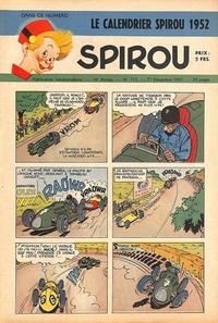Cover Thumbnail for Spirou (Dupuis, 1947 series) #715