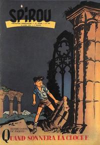 Cover Thumbnail for Spirou (Dupuis, 1947 series) #730