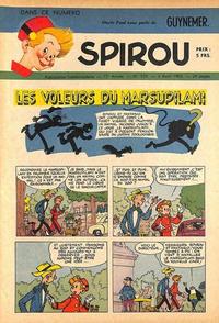 Cover Thumbnail for Spirou (Dupuis, 1947 series) #729