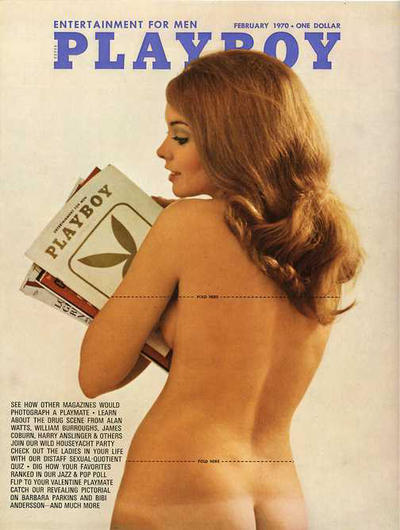 Cover for Playboy (Playboy, 1953 series) #v17#2