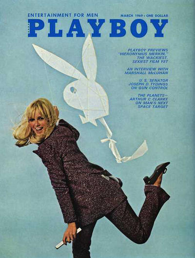 Cover for Playboy (Playboy, 1953 series) #v16#3