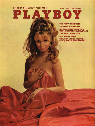 Cover for Playboy (Playboy, 1953 series) #v17#5