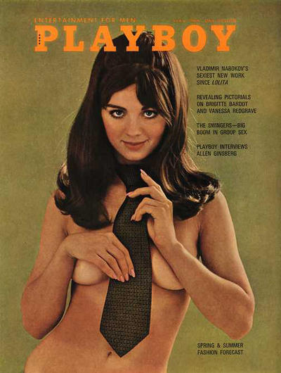 Cover for Playboy (Playboy, 1953 series) #v16#4