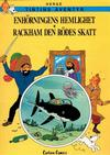 Cover for Tintins äventyr (Carlsen/if [SE], 1982 series) #S1 - Enhörningens hemlighet * Rackham den rödes skatt
