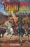 Cover for The Young Indiana Jones Chronicles (Dark Horse, 1992 series) #2