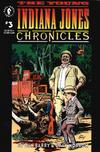 Cover for The Young Indiana Jones Chronicles (Dark Horse, 1992 series) #3
