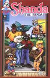 Cover for Shanda the Panda (Antarctic Press, 1993 series) #10